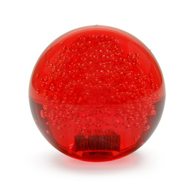 Seimitsu Red LB-49 45mm Bubbletop