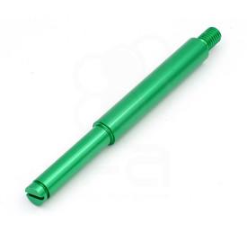 Sanwa JLF Aluminum Extended Joystick Shaft: Green