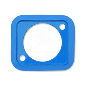 Neutrik SCDP Rubber Boot for NAUSB, NE8FDP - Blue