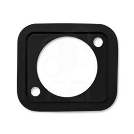 Neutrik SCDP Rubber Boot for NAUSB, NE8FDP - Black