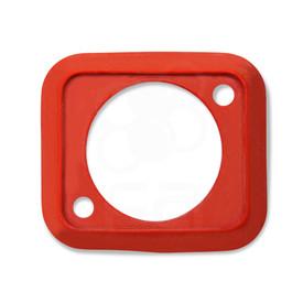 Neutrik SCDP Rubber Boot for NAUSB, NE8FDP - Red