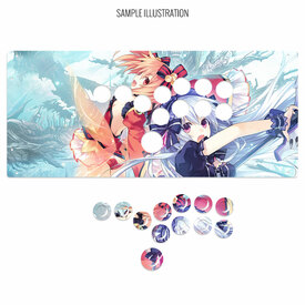 Artwork Print and Cut for HitBox (PS3/Xbox360 version)