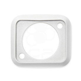 Neutrik SCDP Rubber Boot for NAUSB, NE8FDP - White
