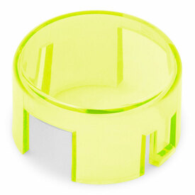 Mix & Match Seimitsu PS-14-K/KN Translucent 30mm Convex Cap: Light Green