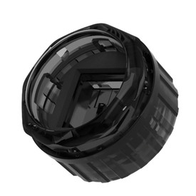 HBFS-G3 30mm Mechanical Switch Screwbutton Base: Black [RESERVE]