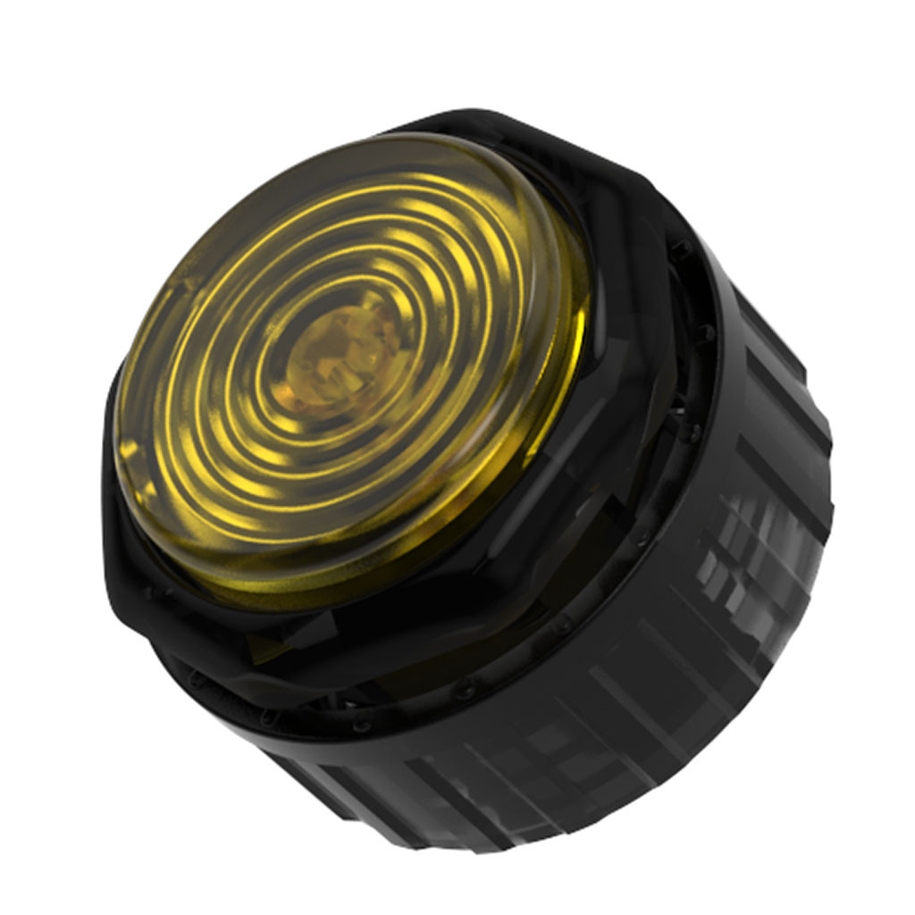 HBFS-G3 30mm Mechanical Switch Screwbutton Base: Black [PRE-ORDER]
