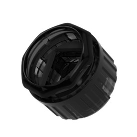 HBFS-G3 24mm Mechanical Switch Screwbutton Base: Black [RESERVE]