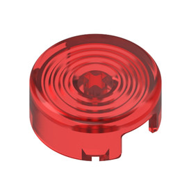 GamerFinger Mix & Match HBFS-24 24mm Cap: Red [RESERVE]