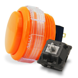 Crown/Samducksa SDB-202 MX 30mm Screwbutton Orange