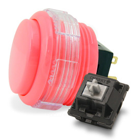 Crown/Samducksa SDB-202 MX 30mm Screwbutton Pink