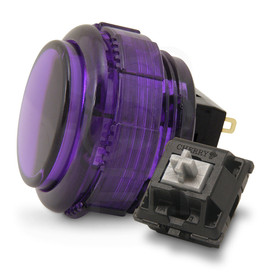 Crown/Samducksa SDB-202C MX 30mm Translucent Screwbutton Purple