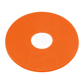 Dustwasher for IL EuroJoy/SuperJoy/CompJoy - Amber/Orange