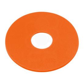 Dustwasher for IL EuroJoy/SuperJoy/CompJoy - Amber/Orange