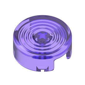 GamerFinger Mix & Match HBFS-24 24mm Cap: Purple [RESERVE]