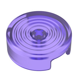 GamerFinger Mix & Match HBFS-30 30mm Cap: Clear Purple [RESERVE]