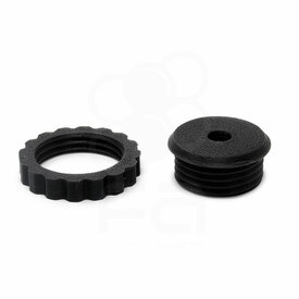 Buttercade Antenna Socket for Brook Wireless Fighting Board (Surface Mount) - Black