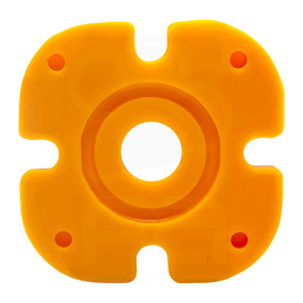 Rubber Grommet for Fanta / Fujin / Alpha - Yellow 30A