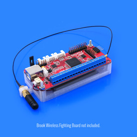 Buttercade Battery + PCB Caddy (White)