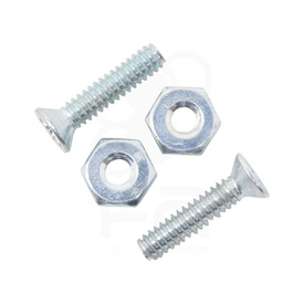 Set of 2 Bolts and Nuts for BNB Fightstick  Gen 1&2 PCB Mount