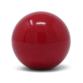 Crown 35mm Balltop - Red