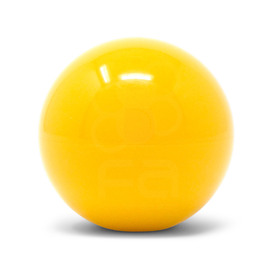 Crown 35mm Balltop - Yellow