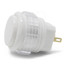 Crown/Samducksa SDB-202 MX 24mm Screwbutton White