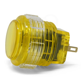 Crown/Samducksa SDB-202C MX 24mm Translucent Screwbutton Yellow