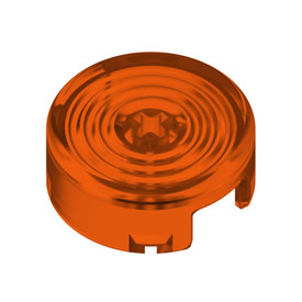 GamerFinger Mix & Match HBFS-24 24mm Cap: Dragon Orange [RESERVE]