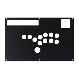 Hori RAP N Custom Replacement Panel - Stickless Layout