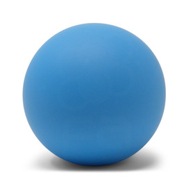 KINU Silky Touch Rubber Coated Balltop - Blue
