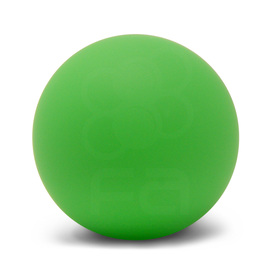 KINU Silky Touch Rubber Coated Balltop - Green