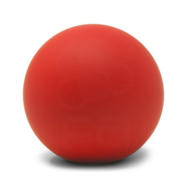 KINU Silky Touch Rubber Coated Balltop - Red