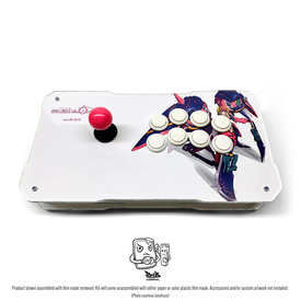 BNB Fightstick Gen 2 Clear Plexi Kit