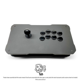 BNB Fightstick Gen 2 Black Matte Plexi KIt