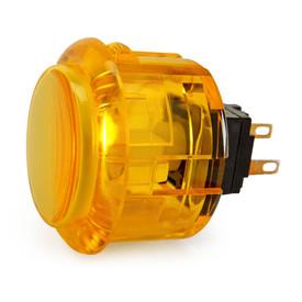 Seimitsu PS-14-K 30mm Snap In Pushbutton: Yellow