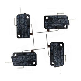 Starion Hinge Lever Microswitch (SZM-V16-2FA-83) - 4 Pack