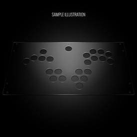 Blank Plexi Cover for HitBox™ Smashbox