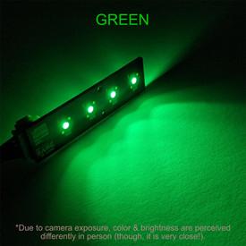 Bit Bang Gaming Player LEDs: Green