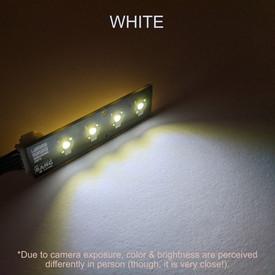 Bit Bang Gaming Player LEDs: White