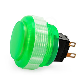 Seimitsu PS-14-DNK 24mm Screw Button: Green
