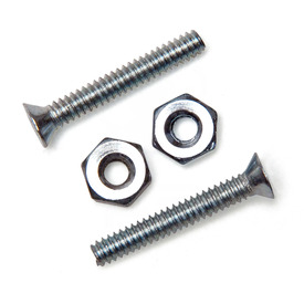 4-40 Machine Screw and 4-40 Nut (Set of 2)