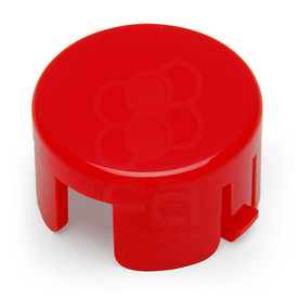 Mix & Match Sanwa OBSF 30mm Plunger: Dark Red