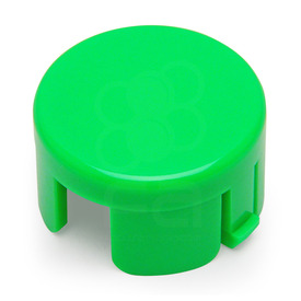 Mix & Match Sanwa OBSF 30mm Plunger: Green