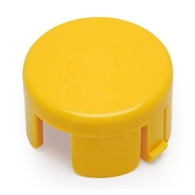 Mix & Match Sanwa OBSF 30mm Plunger: Yellow