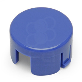 Mix & Match Sanwa OBSF 30mm Plunger: Dark Blue