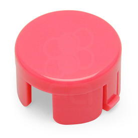 Mix & Match Sanwa OBSF 30mm Plunger: Pink