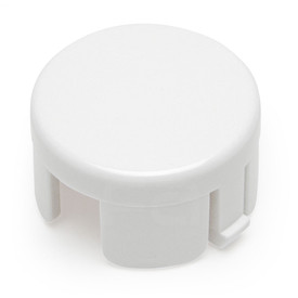 Mix & Match Sanwa OBSF 30mm Plunger: White