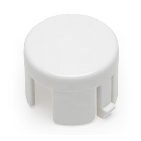 Mix & Match Sanwa OBSF 24mm Plunger: White