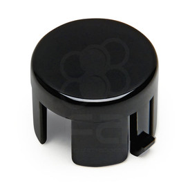 Mix & Match Sanwa OBSF 24mm Plunger: Black