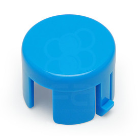Mix & Match Sanwa OBSF 24mm Plunger: Light Blue